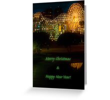 Holiday fun - card 1 Greeting Card