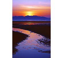 Island Night Photographic Print
