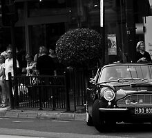 Aston Martin DB6 by Waqar