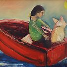 Adrift by Saren Dobkins