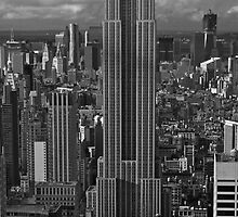 Empire State by Brian Leadingham