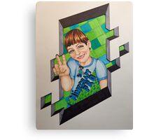 MINECRAFT PRO Canvas Print