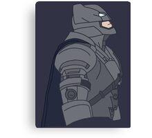 Armored Batman Canvas Print