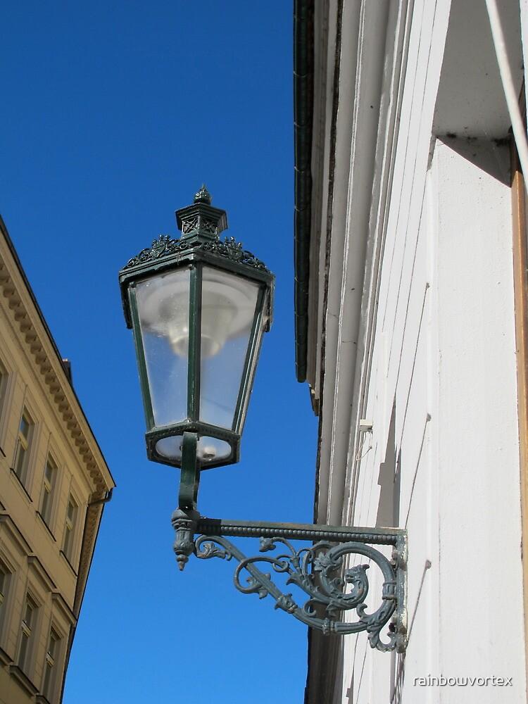 street lamp by rainbowvortex
