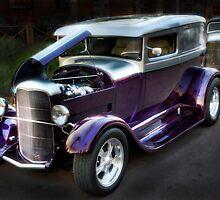 1929 Ford Coupe  by Saija  Lehtonen