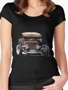 Munster Cadillac Women's Fitted Scoop T-Shirt
