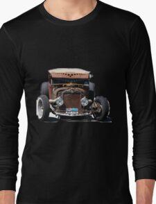 Munster Cadillac Long Sleeve T-Shirt