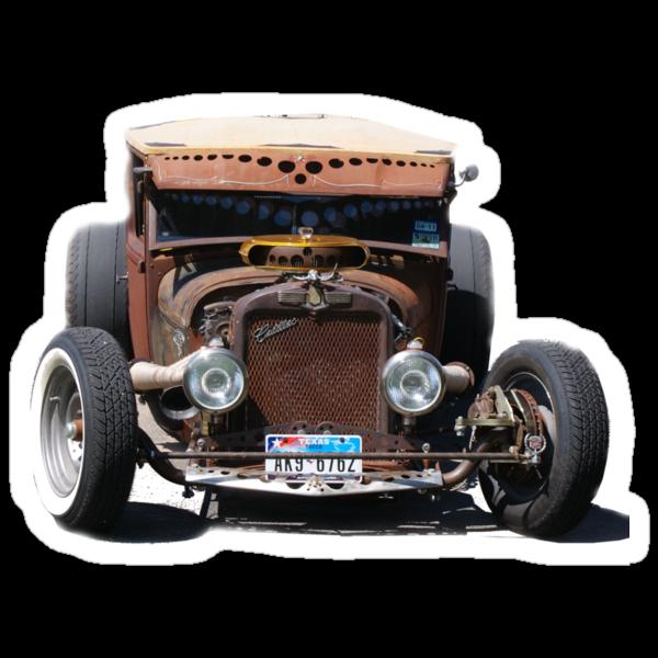 Munster Cadillac by TxGimGim
