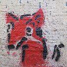 fox by rainbowvortex