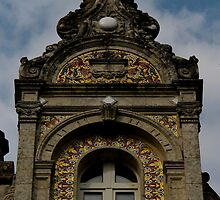 Windows Around The World 6 by Roddy Fitzgerald