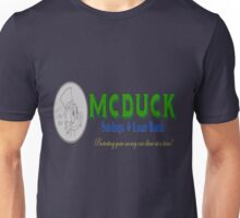 McDuck Bank Unisex T-Shirt