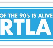 Dream of the 90's Sticker