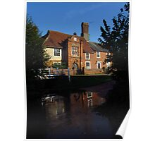 Ye Olde River House, Kersey Poster
