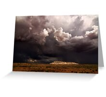 Monsoon Season Greeting Card