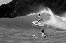 Surfing BVI by Leon Heyns