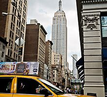 New York by Simon Garnier