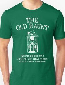 CASTLE'S BAR THE OLD HAUNT Unisex T-Shirt