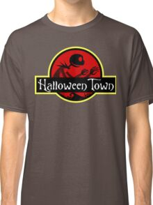 Welcome to Halloween Town Classic T-Shirt