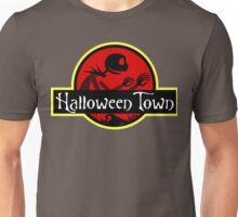 Welcome to Halloween Town Unisex T-Shirt