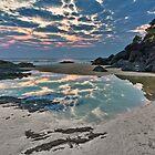 Froggy's beach sunrise by Jayde Aleman