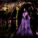 Bride in the moonlight by Andrew (ark photograhy art)