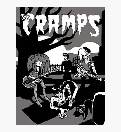 The CRAMPS Photographic Print
