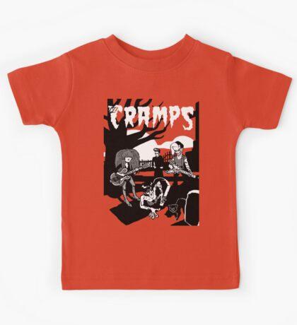 The CRAMPS Kids Tee