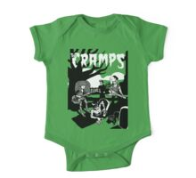The CRAMPS One Piece - Short Sleeve