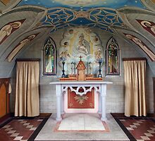 Italian Chapel - interior long view by kalaryder