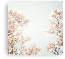 magnolia Impression métallique