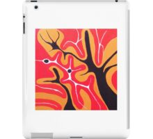 Abstracted Landscape iPad Case/Skin