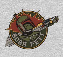Boba Fett - The Original Rocketeer