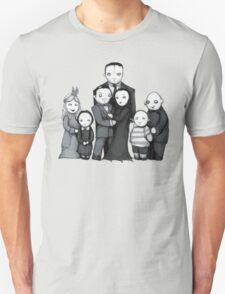 Spooky Plushie Family T-Shirt