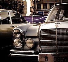 Mercedes  by zeeq