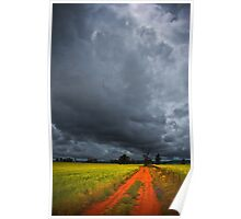 The Storm that Shakes the Barley Poster