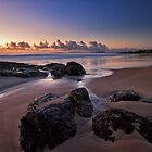 Flat rock currumbin by Jayde Aleman