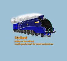 Mallard the Steam Locomotive Unisex T-Shirt