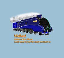 Mallard the Steam Locomotive Unisex T-Shirt