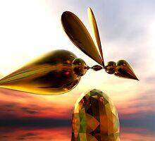 Golden Honey by Vanessa Barklay