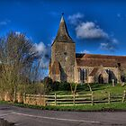 St Mary in the Marsh by brianfuller75