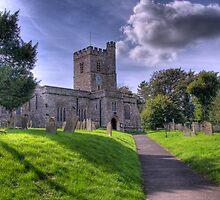 Cobham Church by brianfuller75