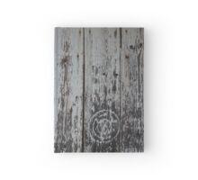 Wood 2 Hardcover Journal