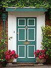 Warwick doorway by hjaynefoster