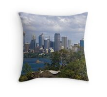Why I live in Noosa Throw Pillow