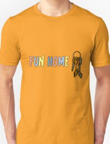 Fun Home- Ring of Keys T-Shirt