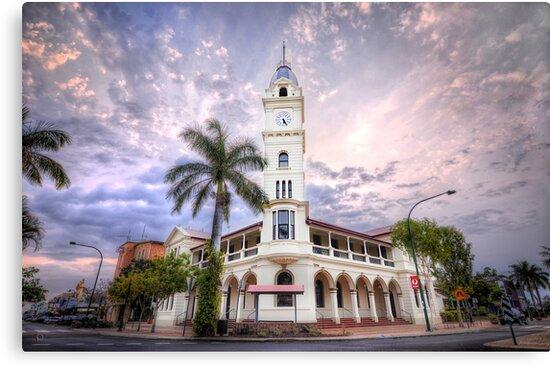 Bundaberg Post Office by Luke Griffin