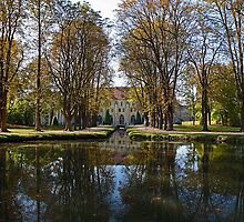 Fall in Royaumont by Fran0723