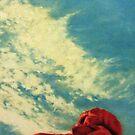 I Leave My Body for the Sky- Joshua Tree by E.E. Jacks