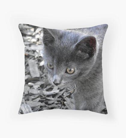 Little Richard Throw Pillow