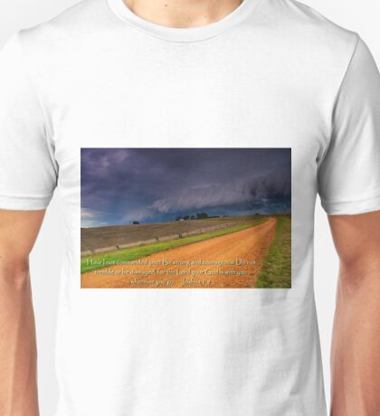 """Courageous"" Unisex T-Shirt"